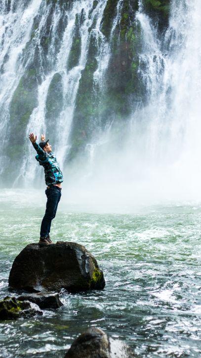 Praising by waterfall.jpg