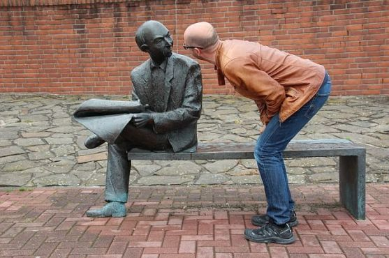Curious Man