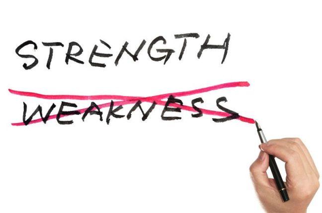 Strong not Weak